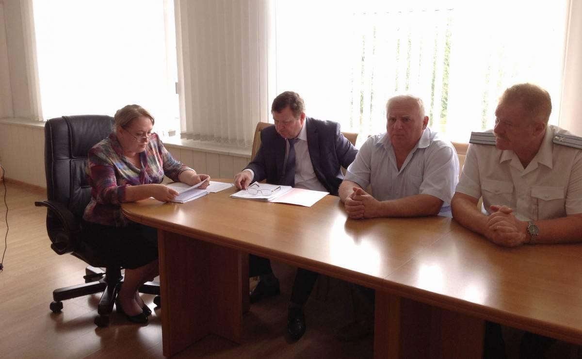 Татьяна Гамалей провела совещание по вопросам развития казачества в Северном регионе Дагестана