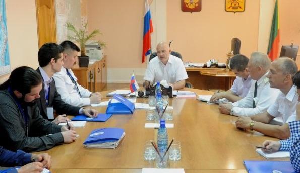Константин Ильковский встретился с забайкальскими казаками посольского Австралийского отдела