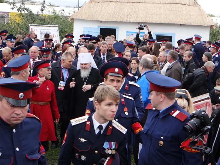 О фестивале «Казачья станица-Москва»