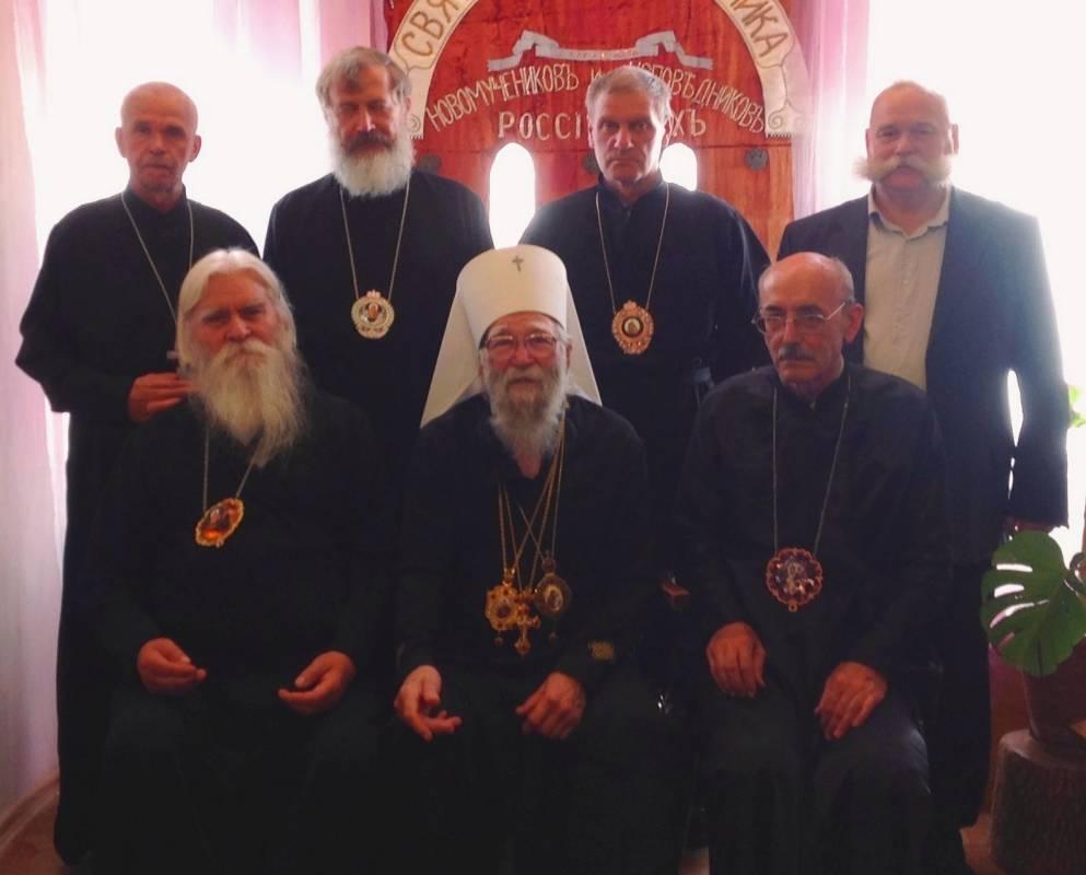 К вопросу о Казачьей Поместной Церкви