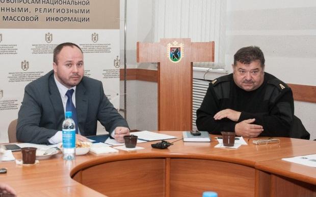 Олег Митягин: мы не просим помощи, мы просим поддержки