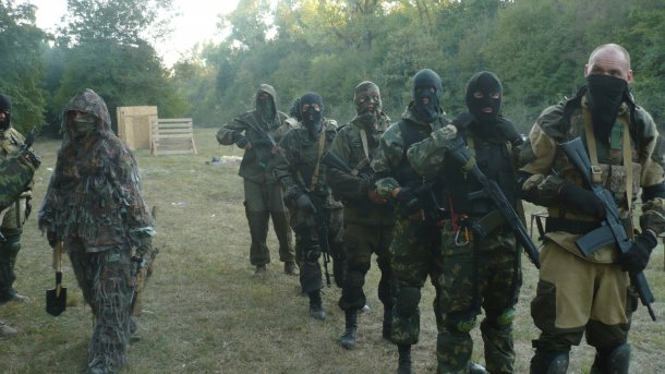 Казачья дивизия готовится к боям