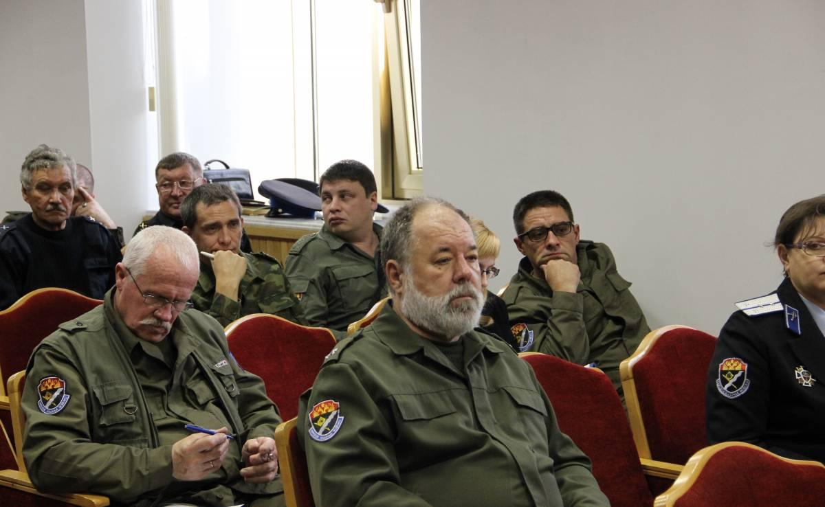 В Ставрополе прошел обучающий семинар для 60 атаманов со всего края!