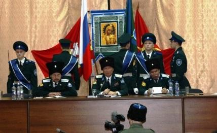 Казачий круг Оренбургского войска впервые созвали в Златоусте