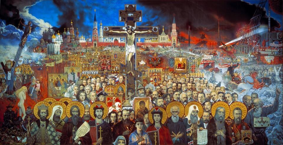 Проект «За Русь святую, за Веру православную!»