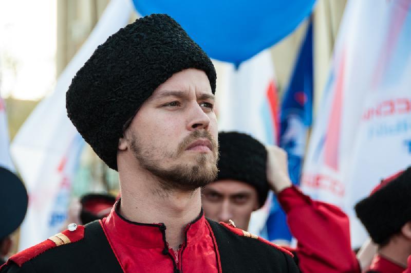 Сергей Савотин: «Преимущество казака — быть первым в трудную минуту»