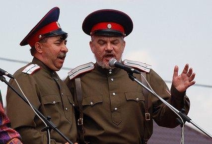 Ростовская область потратила 470 миллионов рублей на казаков