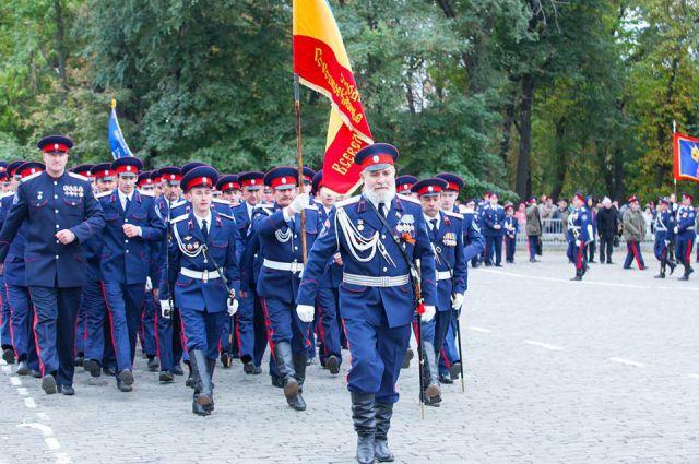 Создание первой в РФ роты территориальной обороны началось на Дону