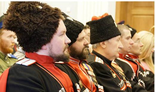 На форуме «Казачество Удмуртии» говорили о воспитании патриотов