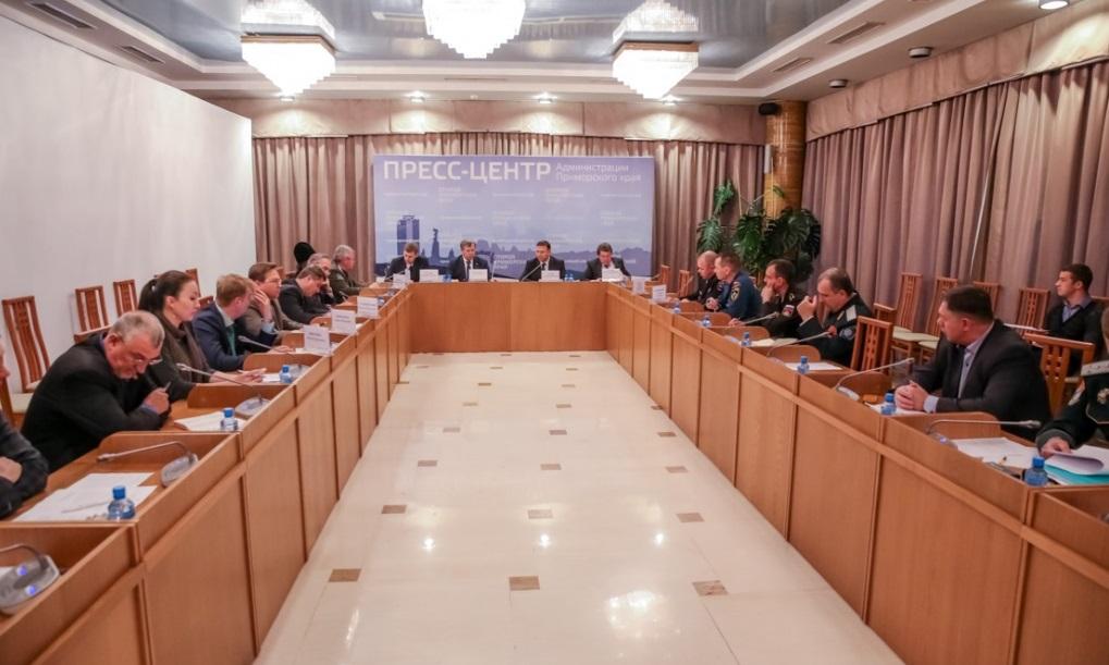Приморские казаки заключат контракты с государством