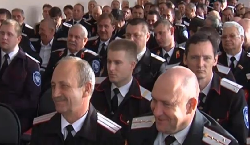 Атаманы отделов Кубанского казачьего войска пройдут ежегодное обучение