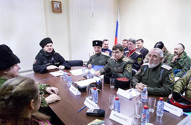 Казаков объединяет «Русский выбор»