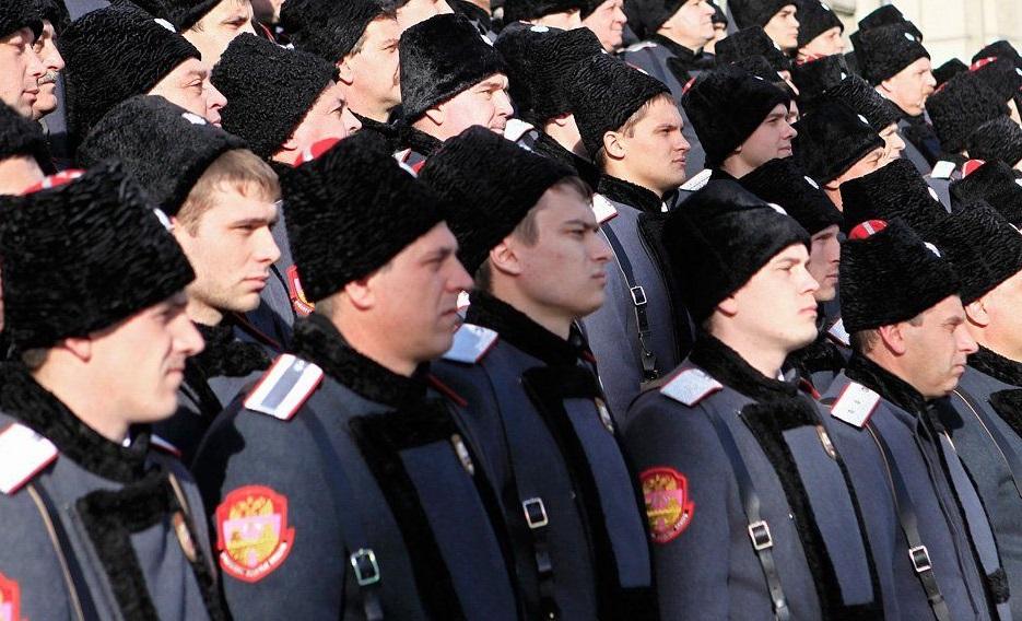 Отряды самообороны сформировали новороссийские казаки