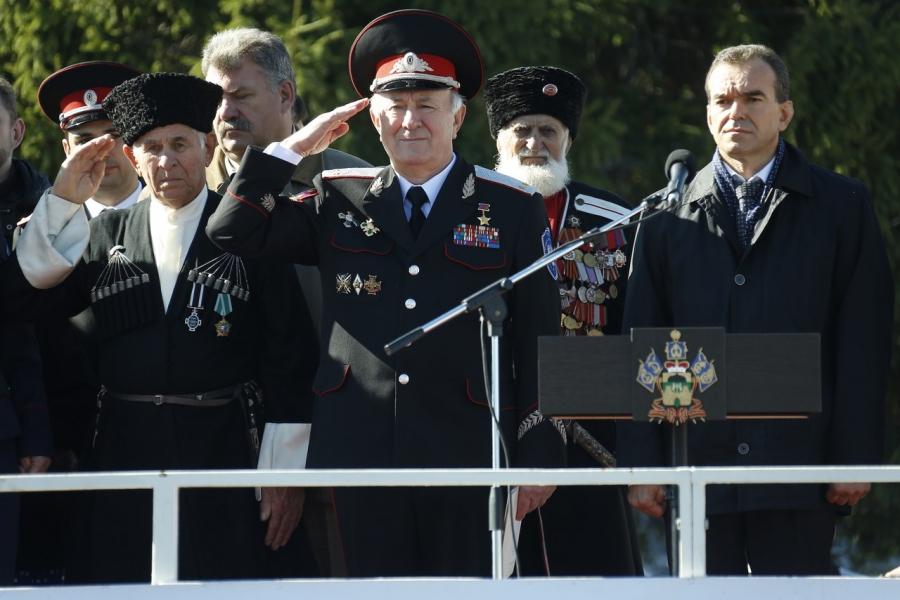 На особом положении, или Зачем Кубани нужны казаки