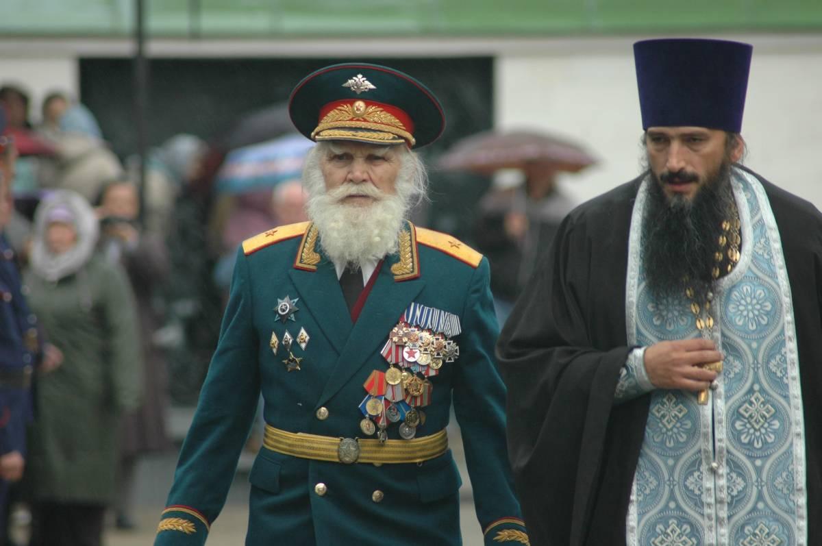 Последнее «прости» донскому казаку