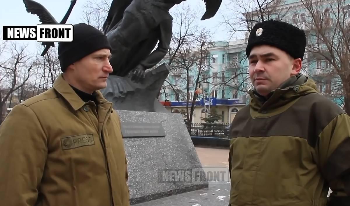 Казаки Украины против «АТО», а многие даже идут в ополчение, — экс помощник министра обороны Украины