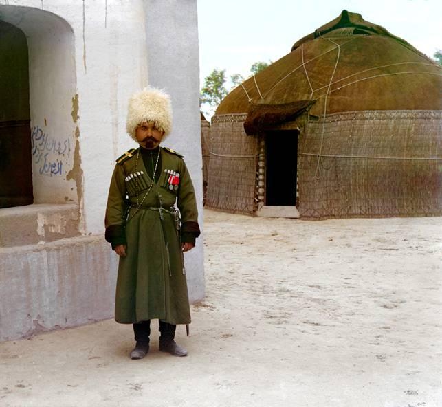 Казаки-мусульмане и история казачества