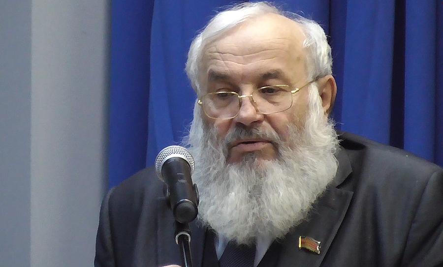 В.П. Громов. Выступление на Рождественских чтениях в Москве 27 января 2016 года