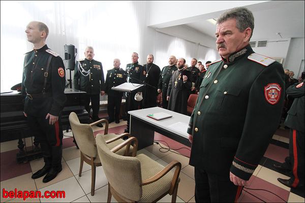 Белорусские казаки хотят стать войсковым соединением территориальных войск страны