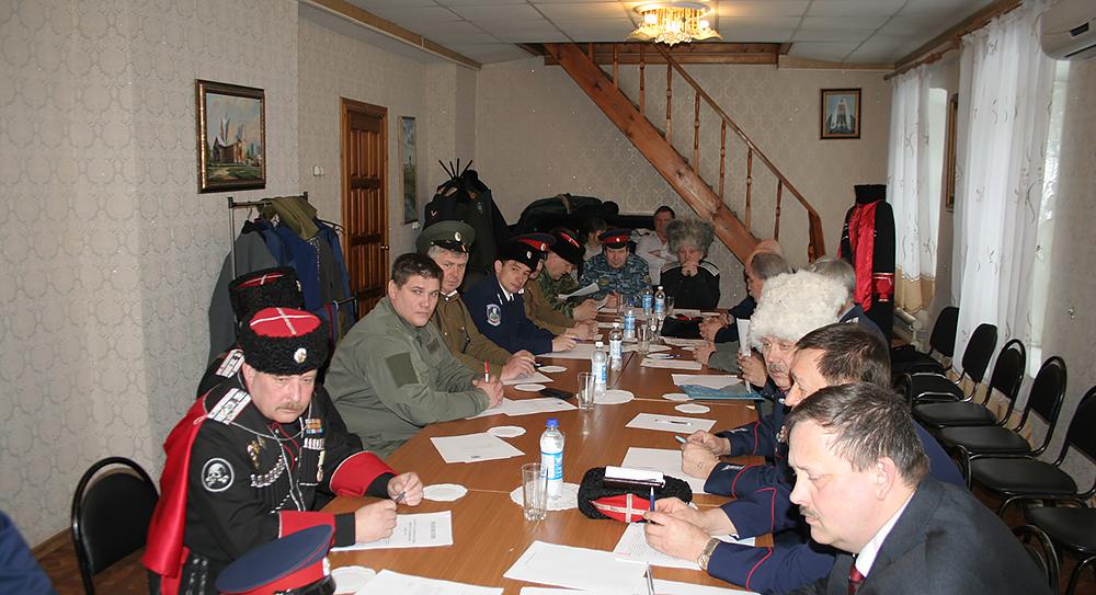 Казаки Ульяновской области готовы объедениться