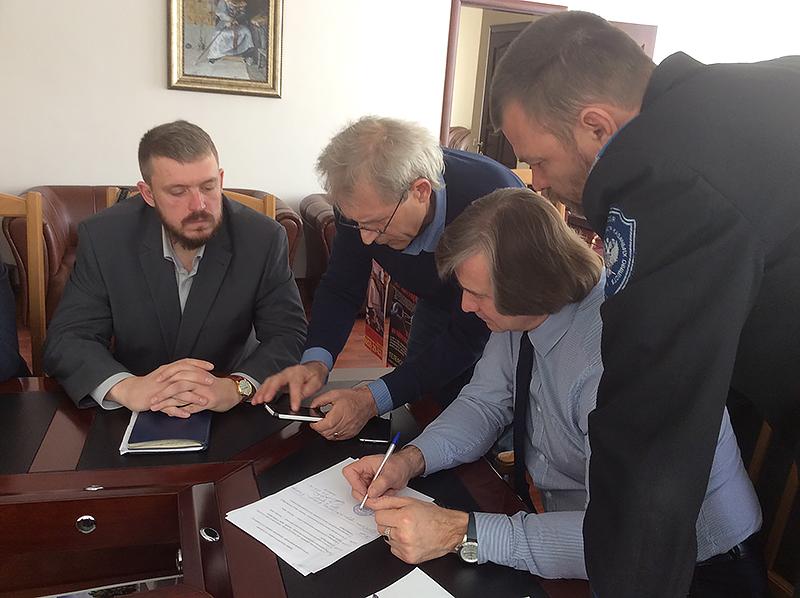 Памятник казакам-основателям Ставрополя появится следующей весной