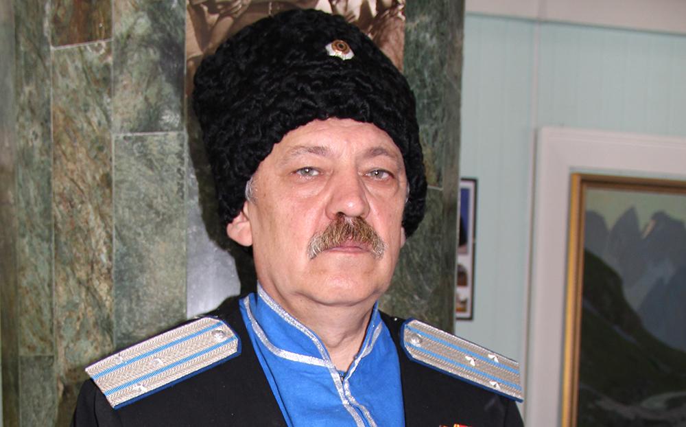 Атаман Терского войска Александ Журавский: «Чтобы понимать происходящее, нужно обладать определеным уровнем знаний»