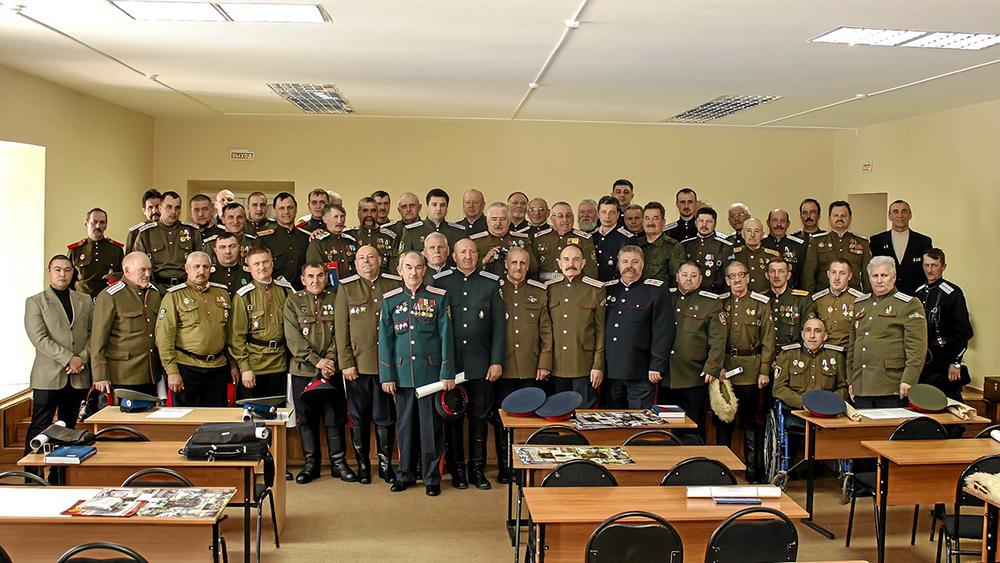 Резолюция седьмых Всероссийских Ермаковских чтений не была согласована с МОО «Сибирское казачье войско»
