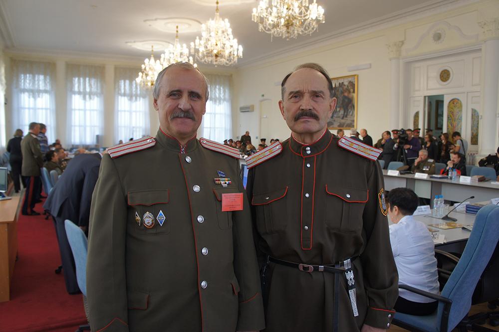 Атаман Сергей Толмачёв: Казаки не должны быть ширмой у политиканов
