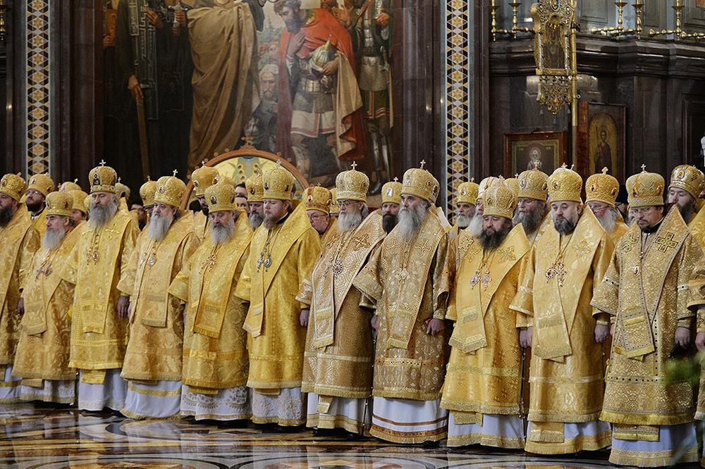 Епископы и священники – лицо православной церкви