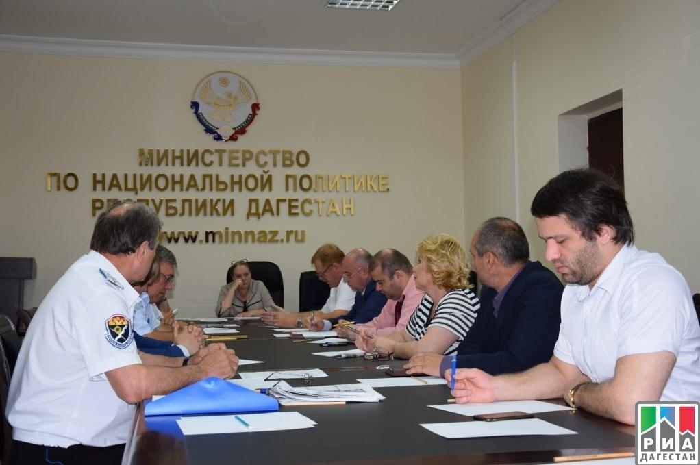 Вопросы активизации деятельности казачьих организаций обсудили в Махачкале