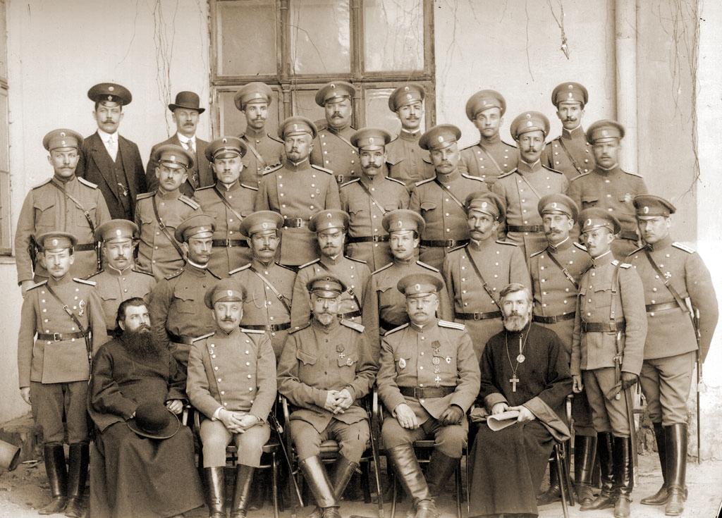 В Ростовской области увековечат память казаков и офицеров русской армии