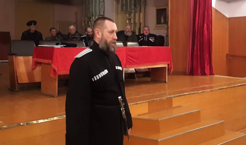 Олег Губенко: Спор о том, кто такие казаки - народ, или сословие, для меня кажется совершенно бессмысленным