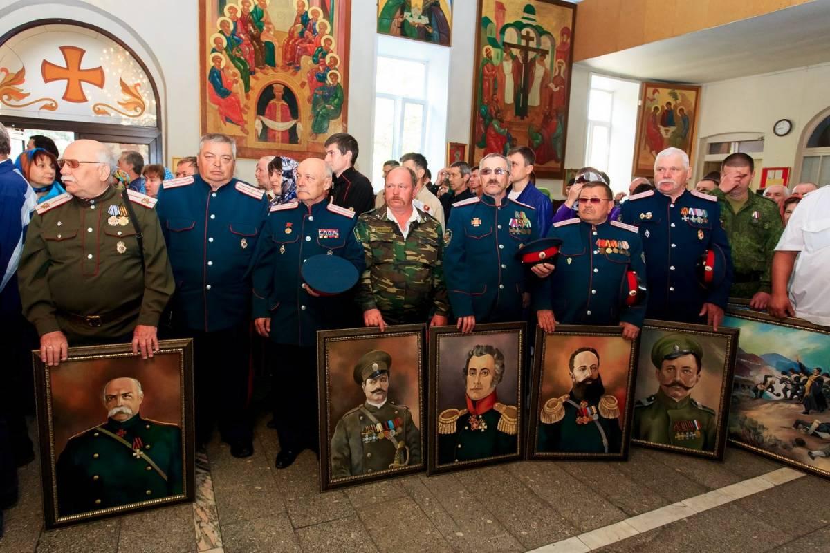 О празднике 110-летия Свято-Никольской церкви