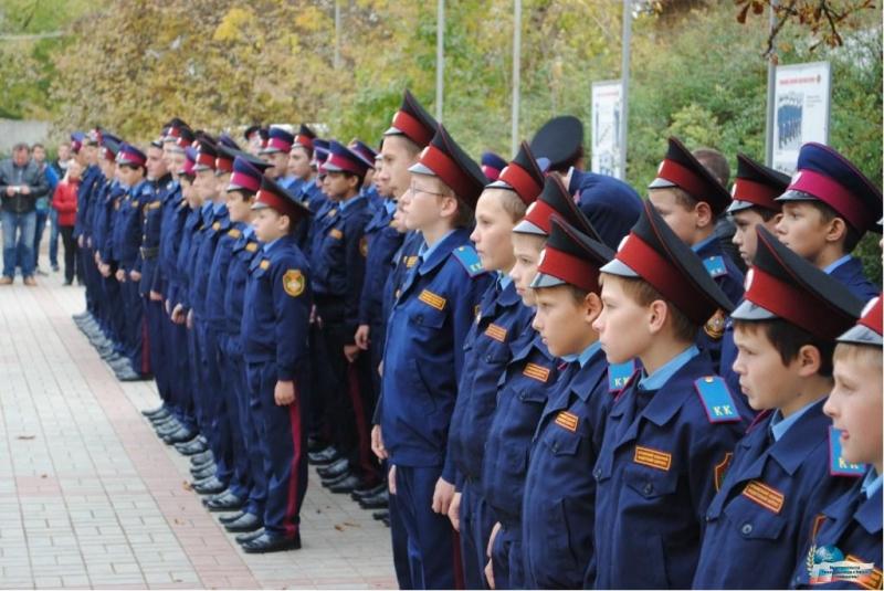 В Крыму казаки не поделили кадетский корпус
