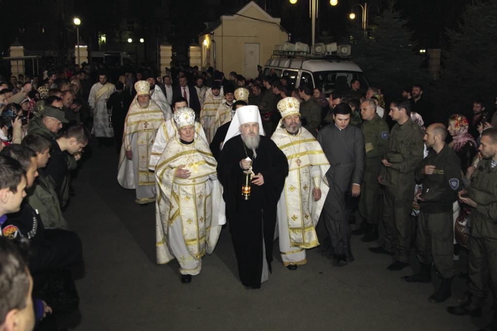 Митрополит Кирилл — Кавказ дышит православием