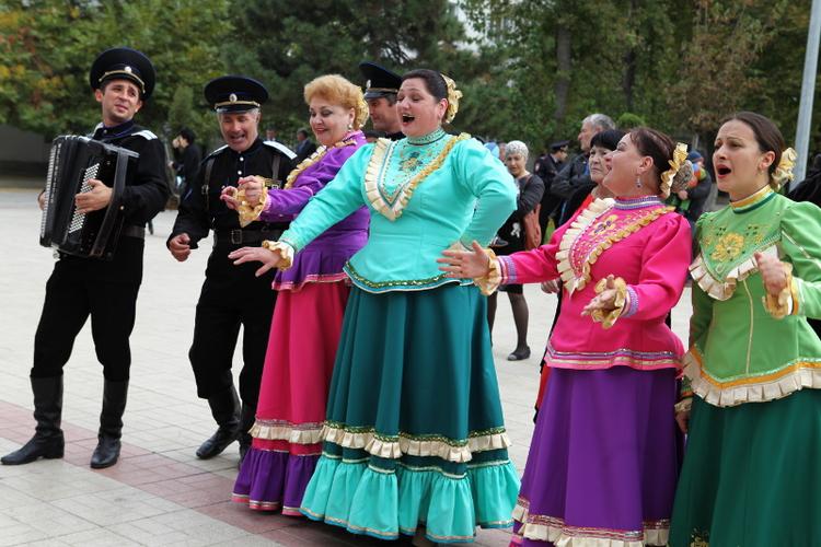 Терцы хотят сохранить единственный в Дагестане государственный казачий ансамбль