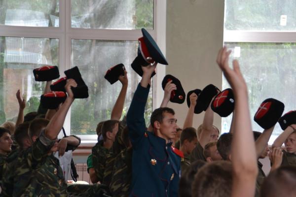 Внедрять казачью культуру в массы решили на слете молодых казаков в Бердске