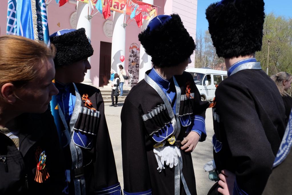 Об изменениях в порядке несения военной службы российским казачеством