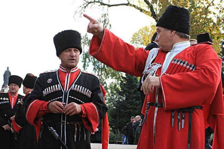 Цыгане проголосуют за казаков на выборах в петербургский ЗакС