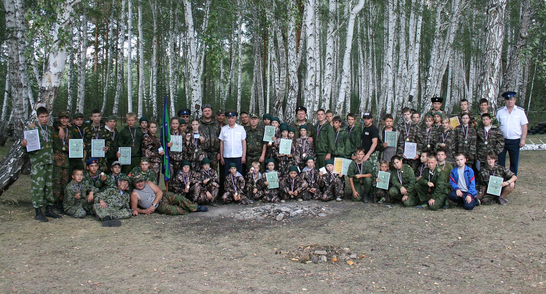 Первый командный турнир по пейнтболу среди казачьих военно-патриотических клубов «Акуля 2016»