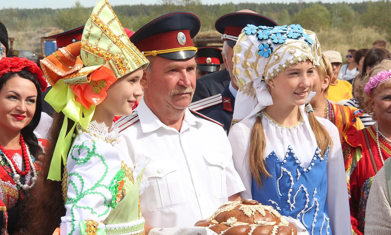 В Правительстве Брянской области состоялось заседание Совета по делам казачества