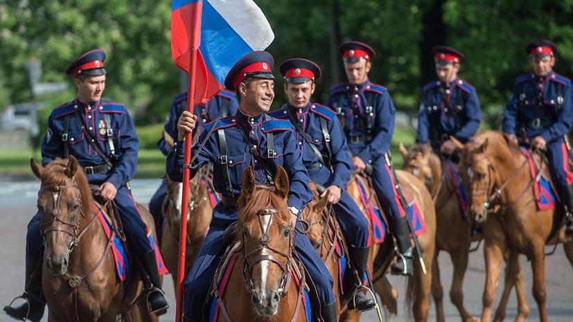 Министров и прокуроров будут охранять казаки