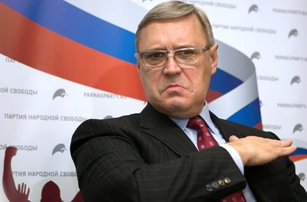 «Парнас» пытается выехать на идеях нацистского коллаборациониста Петра Краснова