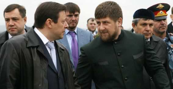 Кто отделяет Кавказ от России?