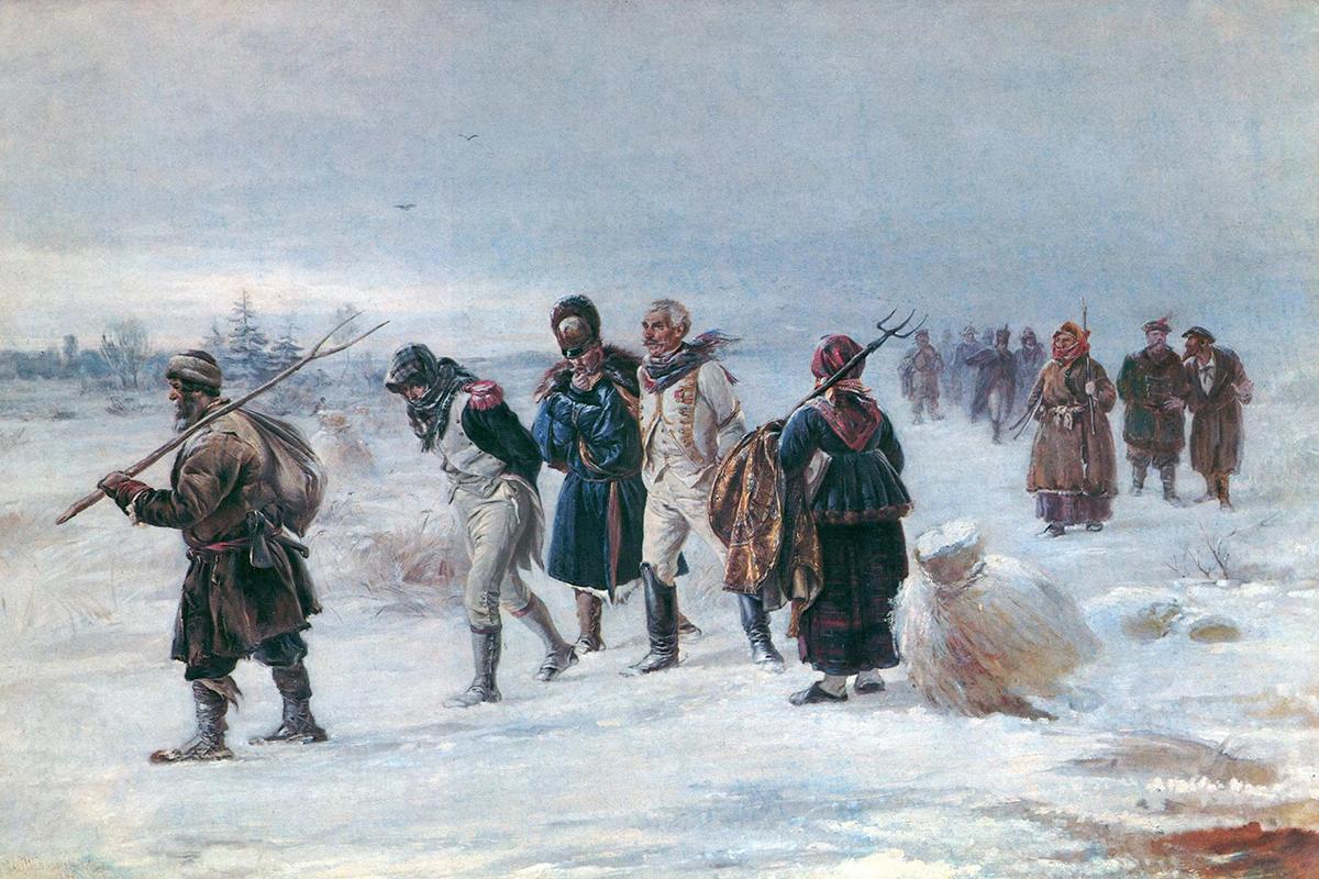 Photo of Откуда пошли ругательства «Шаромыжник», «Шваль», «Шантрапа», «Подлец»?