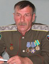 Казачий генерал Богданов Александр Васильевич