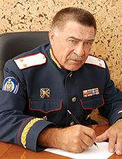 Казачий генерал Бирюков Александр Алексеевич
