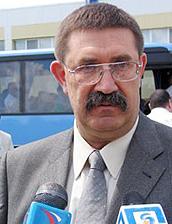 Казачий генерал Хижняков Вячеслав Фадеевич