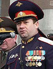 Казачий генерал Миронов Владимир Николаевич