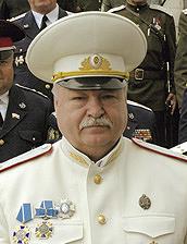Казачий генерал Острягин Анатолий Иванович